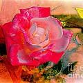 This Rose Reminds Me Of You by John  Kolenberg