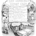 This Semester's Report Card For Cooking by Roz Chast