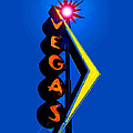 This Way To Vegas by David Lee Thompson