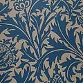 Thistle Design by William Morris