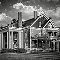 Thistle Hill Bw by Joan Carroll
