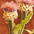 Thistle by John Singer Sargent