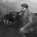 Thomas Alva Edison 1892 by Bill Cannon