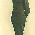 Thomas Cannon Circa 1916 by Ellen Cannon