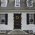 Thomas Everard House Williamsburg by Teresa Mucha