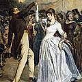 Thomas Hardy, 1886 by Granger