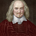 Thomas Hobbes by Sheila Terry/science Photo Library
