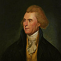 Thomas Jefferson by Charles Wilson Peale