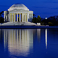 Thomas Jefferson Memorial by Andrew Pacheco
