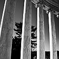 Thomas Jefferson Memorial by Ken Johnson