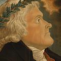 Thomas Jefferson by Michael Sokolnicki