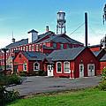 Thomas Kay Woolen Mill by Gary Olsen-Hasek