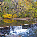 Thomas' Mill Dam by Bill Cannon