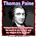 Thomas Paine My Religion Is To Do Good by K Scott Teeters