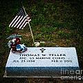 Thomas W. Teller by Grace Grogan