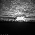 Thornton Sunset With A Holga by Verana Stark