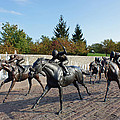 Thoroughbred Park by Roger Potts