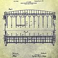 Thoroughbred Race Starting Gate Patent by Dan Sproul