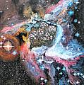Thor's Helmet Nebula by Augusta Stylianou