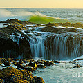 Thor's Well by Nick  Boren