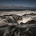 Thor's Well Or Cooks Chasm by Terry Hjorten