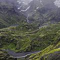 Thorsmork Toward Myrdalsjokull by Alex Blondeau