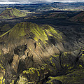 Thorsmork Valley In Iceland by For Ninety One Days