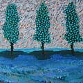 Those Trees I Always See #7 by Edy Ottesen