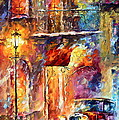 Thoughts Of My Ancestors  by Leonid Afremov