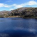 Threadbo Lake Panorama - Australia by Ian Mcadie