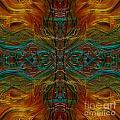 Threaded Symmetry by Ryan Grant