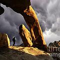 Threatening Skies by Bob Christopher