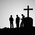 Three At The Cross by PJ Boylan