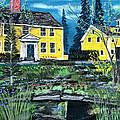 Three Chimneys Inn by Francois Lamothe