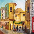 Three Cities by Rami Besancon