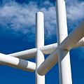 Three Crosses by Robert VanDerWal