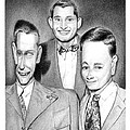 Three Guys by Melinda Fawver
