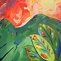 Three Leaf by David Keenan