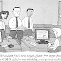 Three Office Workers by Peter C. Vey