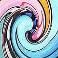 Three Swirls by Helena Tiainen