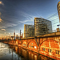 Three Towers Berlin by Nathan Wright