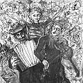 Three Troubadours by Maxim Komissarchik