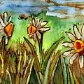 Three Trumpets by Diana Cardosi-Bussone
