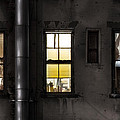 Three Windows And Pipe - The Story Behind The Windows by Gary Heller