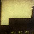 Three Windows by Margie Hurwich