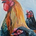 Three's A Crowd by Donna Tuten