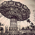 Thrill Rides by Bill Hamilton