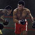 Thrilla In Manilla by Gregory Perillo