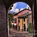 Through The Castle Door by Brenda Kean