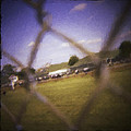 Through The Fence Neo by David Lange